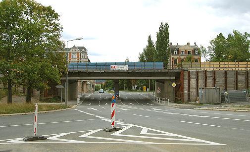 Schillerbrücke Plauen