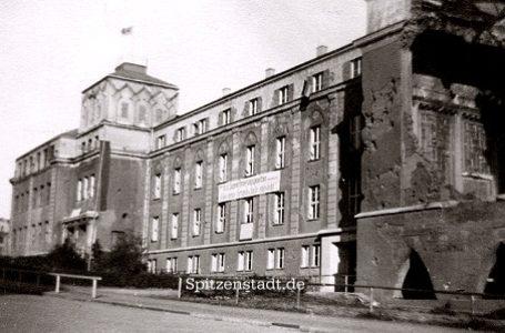 Das Plauener-Schulleben im Sommer 1945