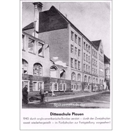 Dittesschule Plauen