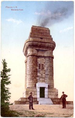 Bismarckturm Plauen 2