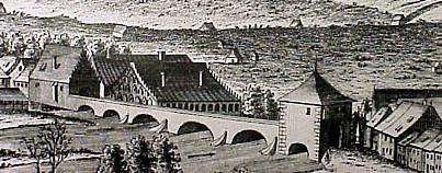 Pons lapideus