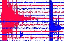 Erdbeben Grafik Kostel