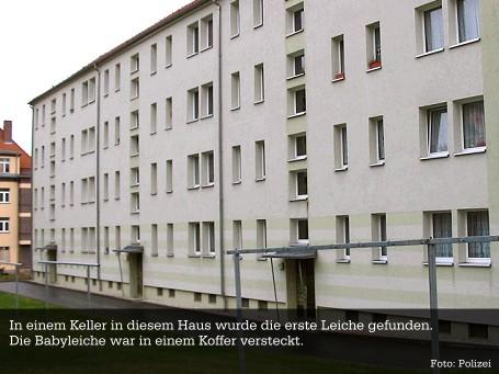 Babyleichen Plauen - Haus 2