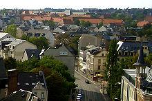 Plauen Innenstadt