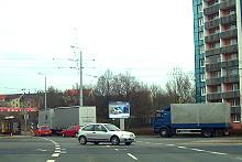 Kreuzung Oberer Bahnhof