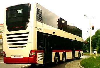 Stadtbus für Dubai