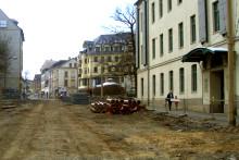 Bauarbeiten Neundorfer 3