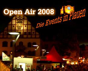 Open Air Saison 2008