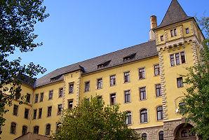 Stadtschloss Plauen