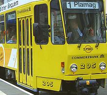 Straßenbahn 1