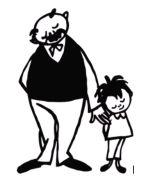 Vater und Sohn Plauen