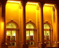 Nacht Vogtland Theater