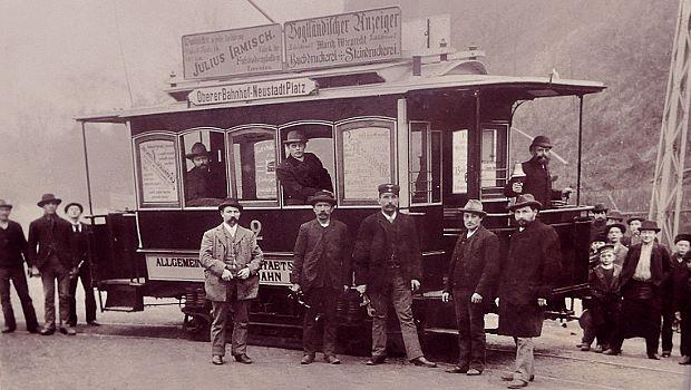 030914 Historische Straßenbahn Plauen