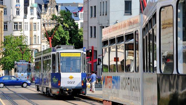 030914 Straßenbahn Plauen