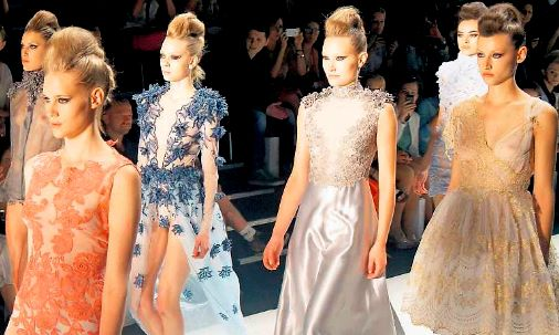 130712 Fashion Week