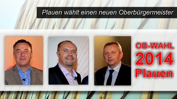 OB Wahl Plauen