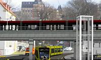 Plauen hält an Bahnhof-Mitte fest