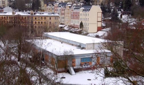 Schwimmhalle Hainstraße