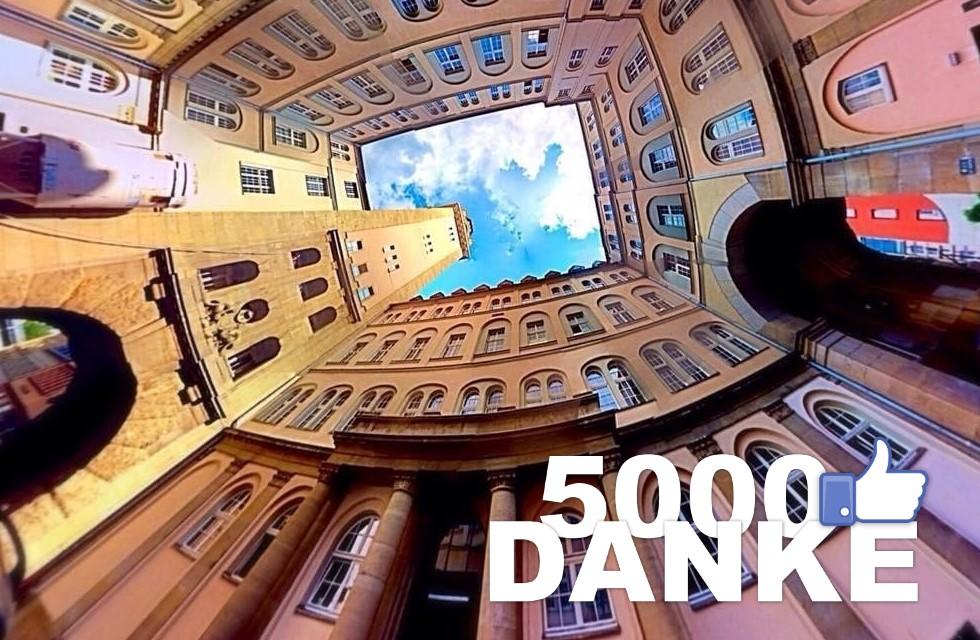 Plauens Online-Magazin feiert 5000. Facebook Freund