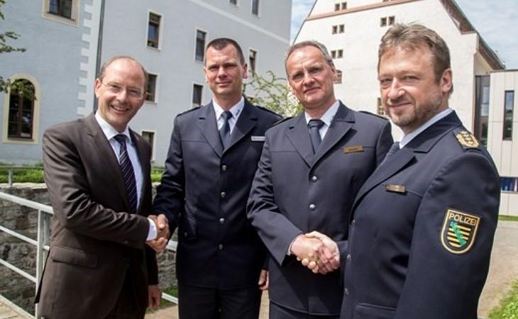 Reiner Seidlitz: Vogtländer neuer Polizeipräsident