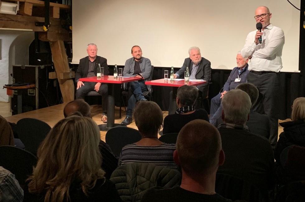 Reportage Aufbrüche feiert in Plauen Premiere