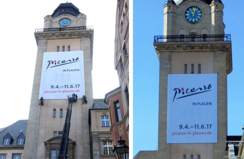 Ausstellungs-Coup: Plauen zeigt 100 Picasso Originale