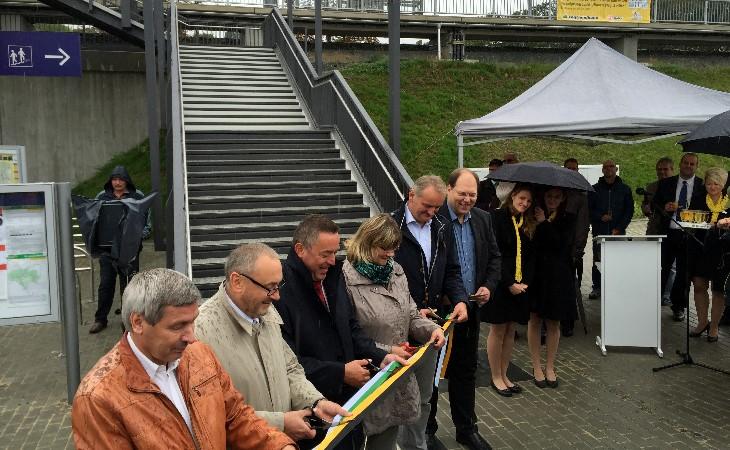 Haltepunkt Plauen Mitte eröffnet