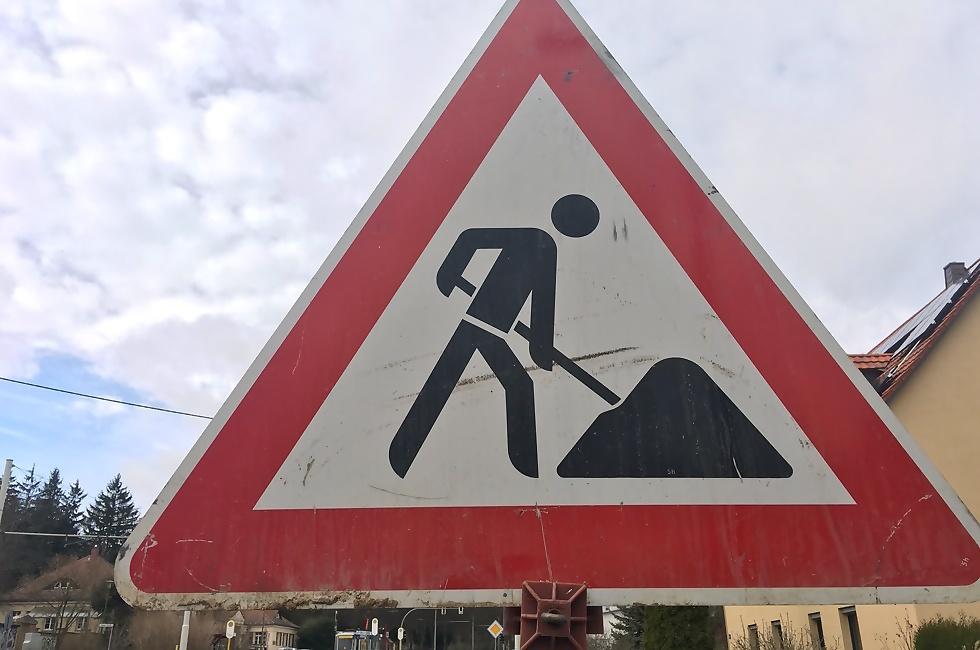 Aktuelle Baustellen in Plauen