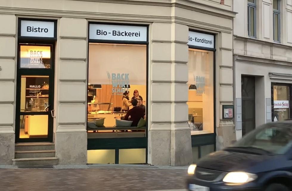 Erster Bio-Bäcker in Plauen eröffnet