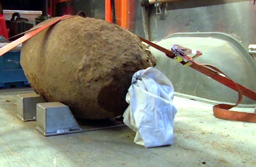 67. Bombe in Plauen entschärft