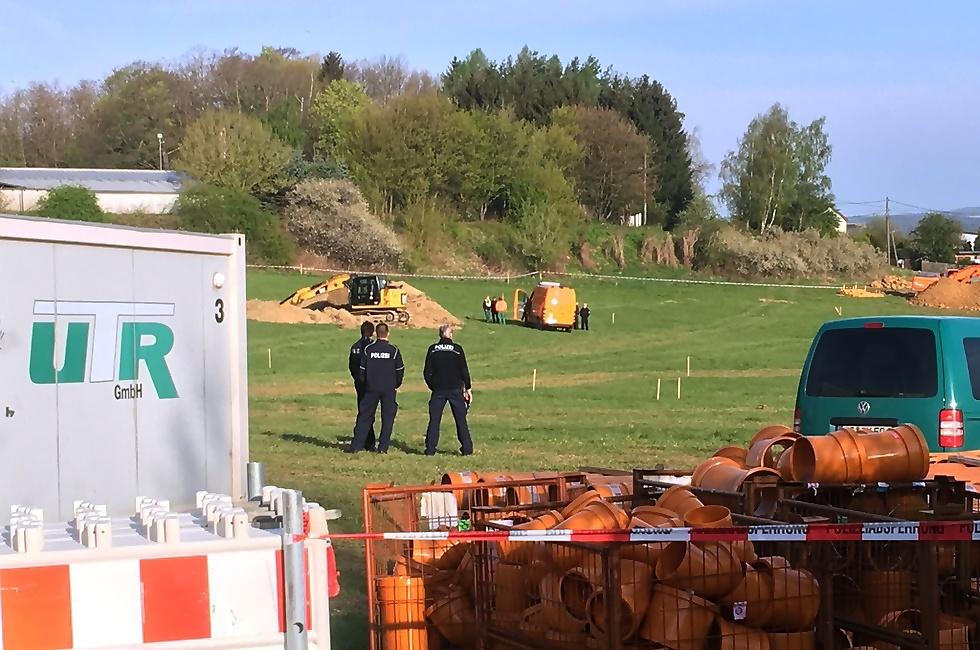 Bombenfund in Plauen