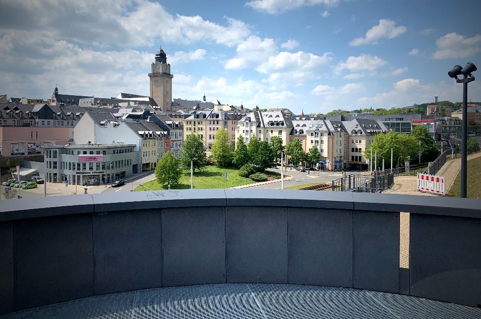 Bombenalarm in Plauen