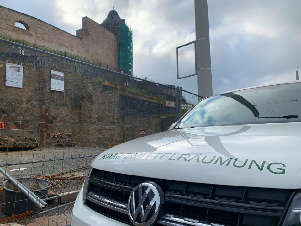 Bombenverdacht in Plauen nicht bestätigt