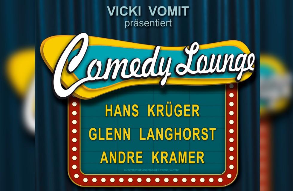 Comedy Lounge – Alle zwei Monate jetzt in der Festhalle Plauen