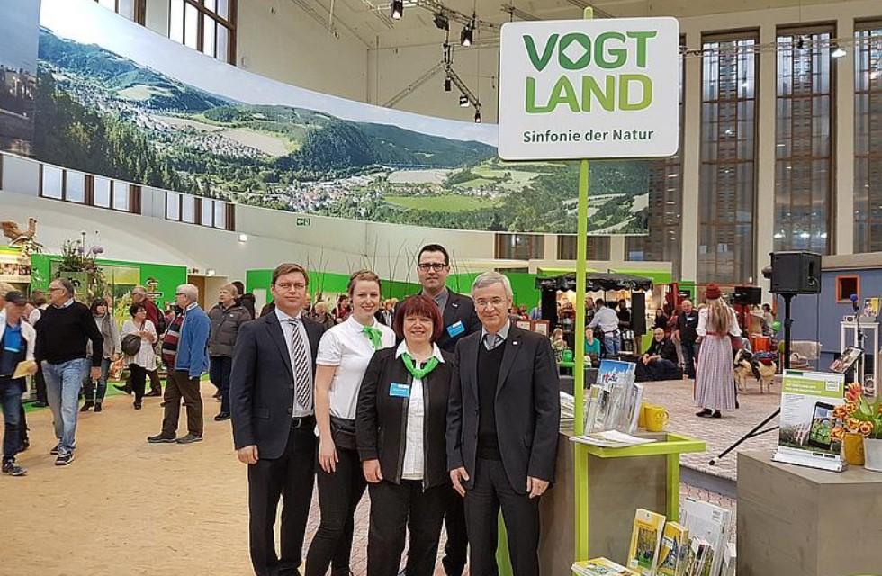 Vogtland auf Reisemesse präsent
