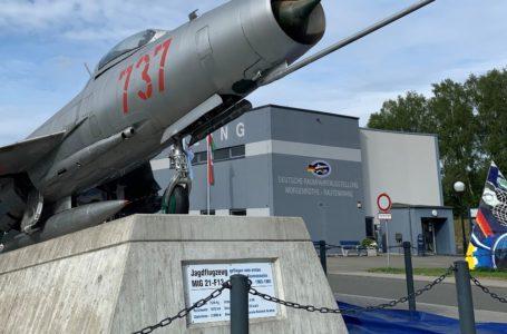 Raumfahrtausstellung im Vogtland bekommt zweite Halle