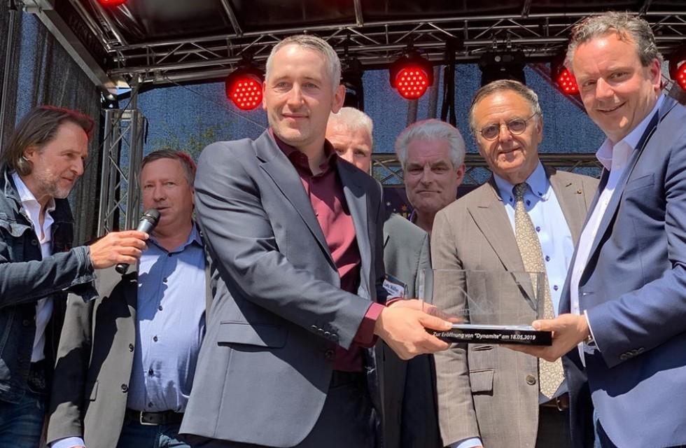 Dynamite begeistert deutschlandweit Achterbahn-Fans