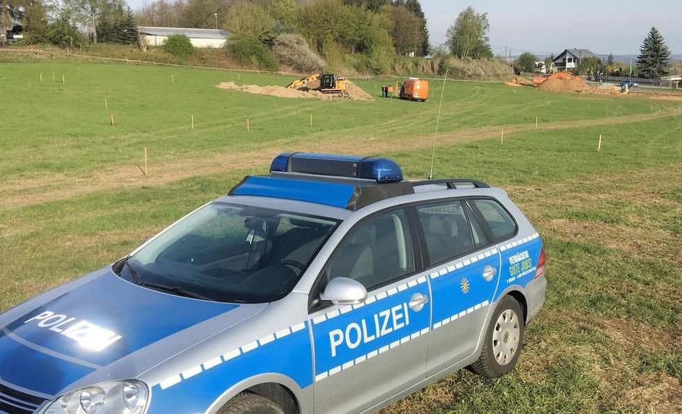 250-Kilo-Bombe in Plauen entdeckt