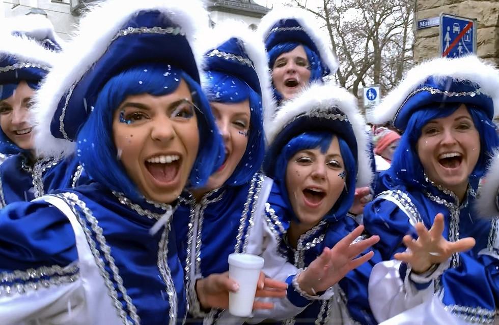 Plauen erlebt größten Karnevalsumzug seit 25 Jahren