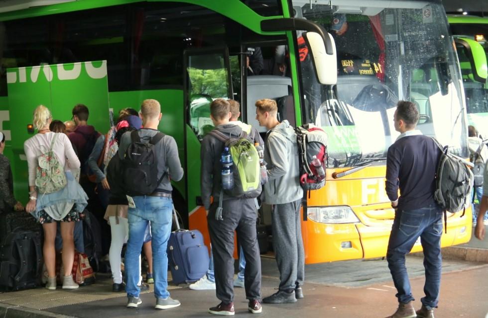 FlixBus nimmt Plauen ins Angebot auf