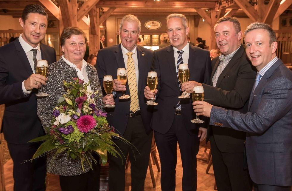 Geschäftsführer Jörg Sachse nach 44 Arbeitsjahren verabschiedet