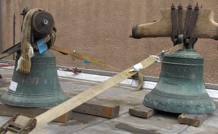Polizei Plauen klärt ominösen Glockendiebstahl auf