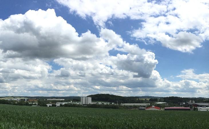 Industriegebiet Plauen-Neuensalz Nord boomt
