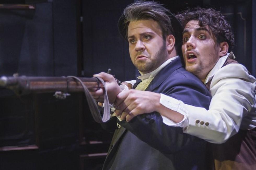 Große Oper Don Giovanni im Vogtlandtheater