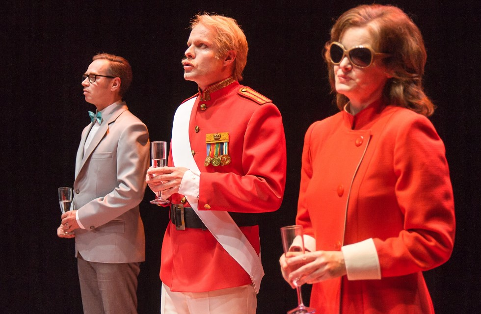 Hamlet feiert Premiere in Plauen