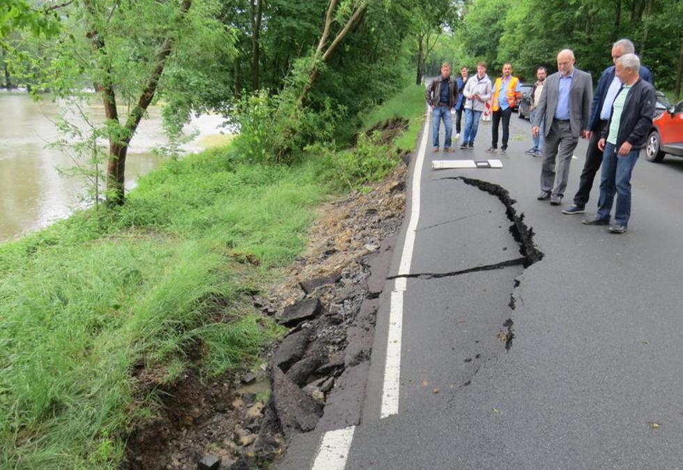 Vogtland bekommt Nothilfe für Hochwasserschäden