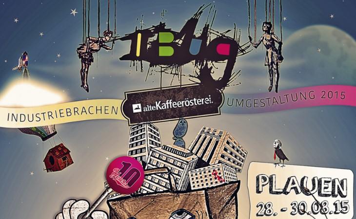 IBUg 2015 macht Plauen bunt