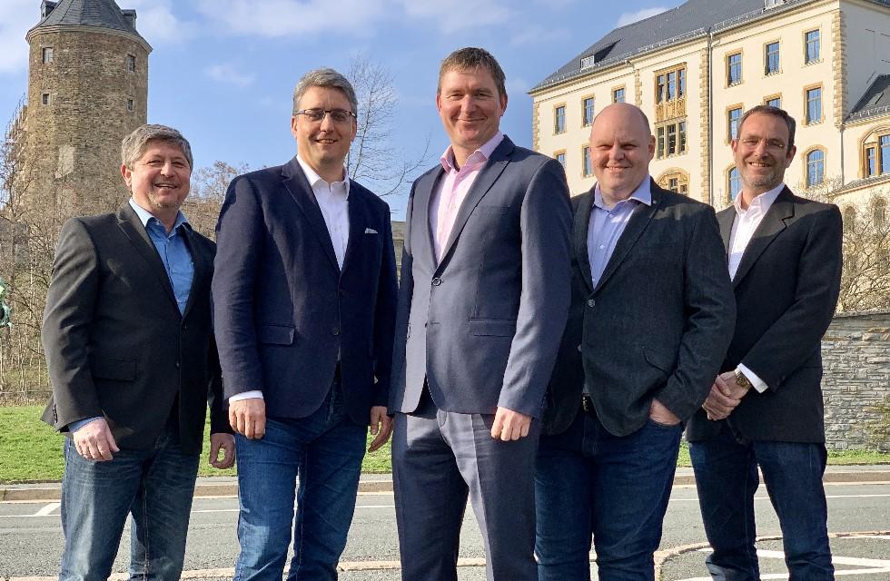 Rico Kusche und Lars Gruber Spitzenkandidaten zur Stadtratswahl
