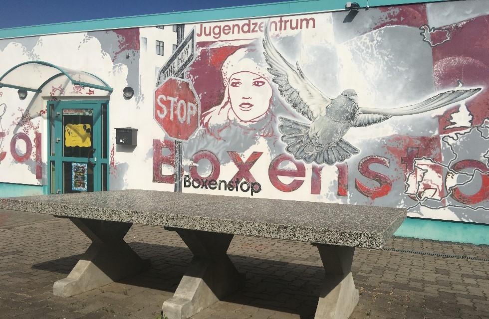 Jugendzentrum Boxenstop