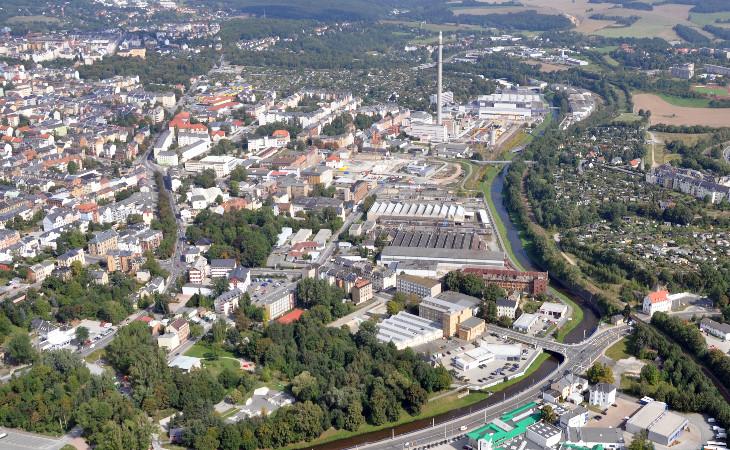 Evakuierung: 250-Kilo-Bombe in Plauen gefunden